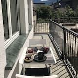 Apartment, Balkon - Balkon