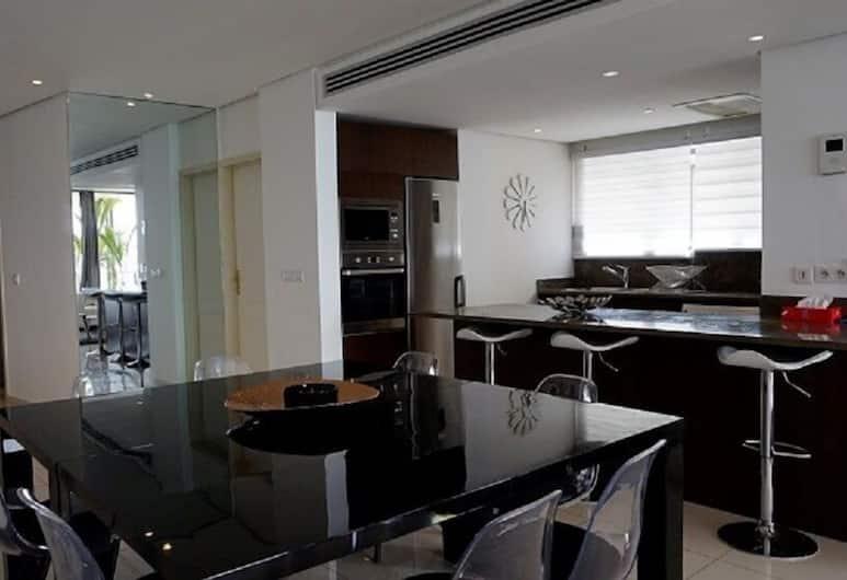 水濱住宅酒店, 達卡, 公寓, 2 間臥室, 客廳