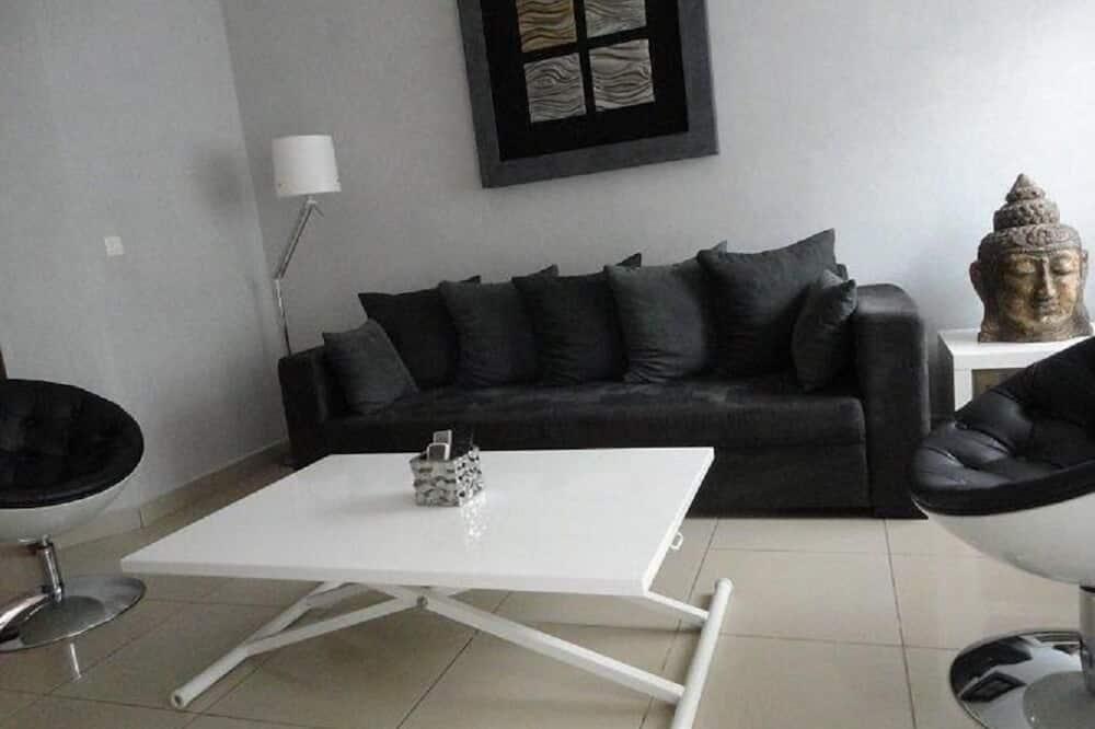 Апартаменти, 1 спальня - Житлова площа