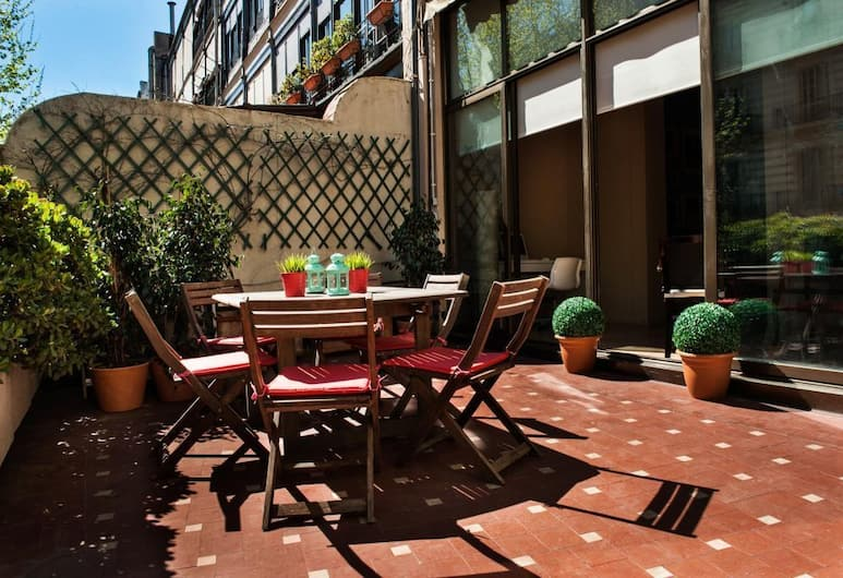 Born Barcelona Hostel - Adults Only, Barcelona, Terrass