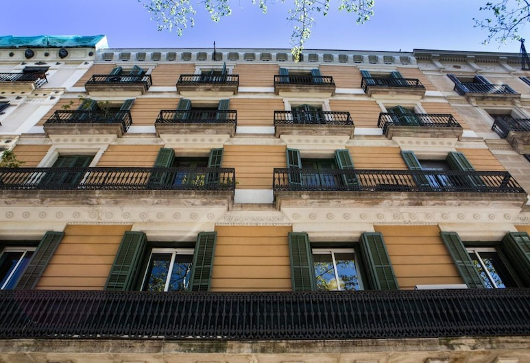 Born Barcelona Hostel - Adults Only, Barcelona, Fachada do hotel