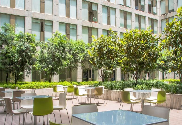 Boutique Apartment Downtown 7B, Città del Messico, Terrazza/Patio