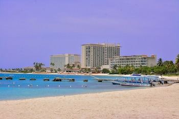 Picture of Tidal Waves at Sandcastles in Ocho Rios