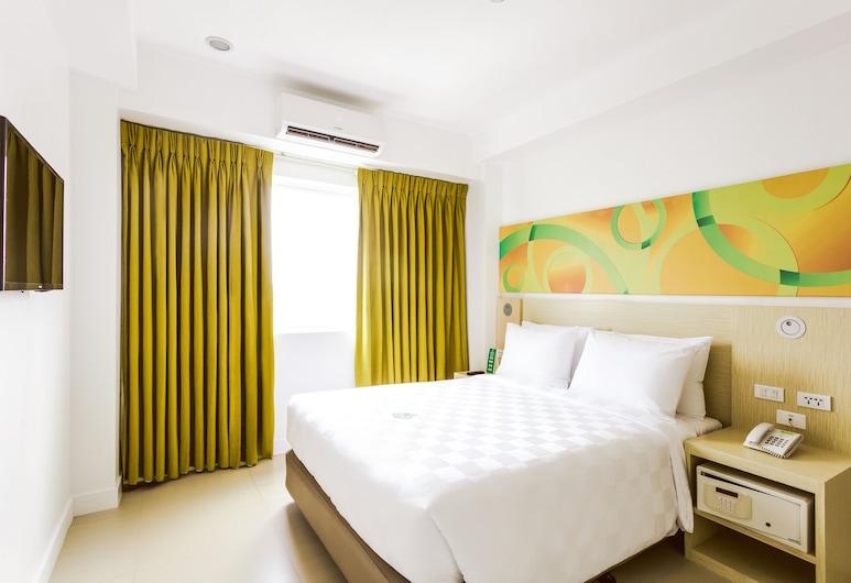 โรงแรมโก เออร์มิตา, มะนิลา, ห้องพัก (Queen), ห้องพัก