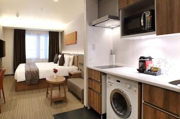 大阪新大阪奧卓雅居酒店及酒店公寓的相片
