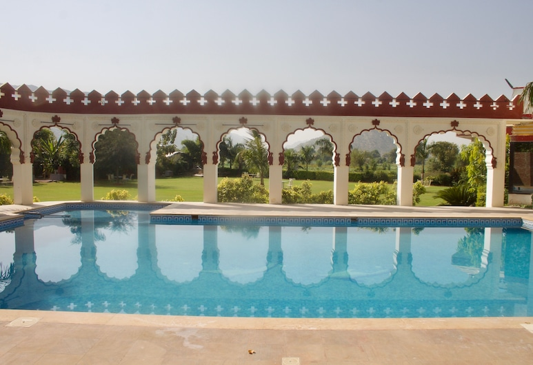 The Country Side Resort, Pushkar, Piscina all'aperto