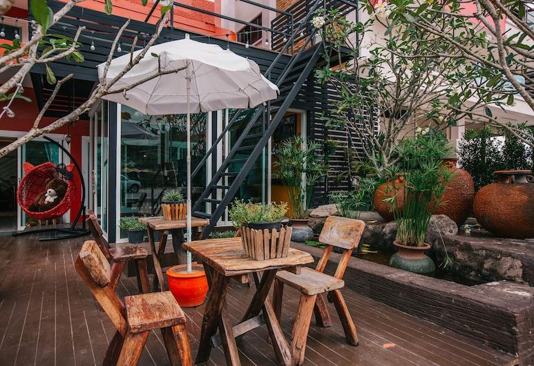 Phurua Inn, Phu Ruea, Balcony