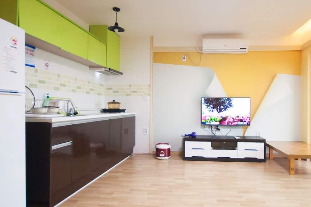 Izba (6 Persons) - Obývacie priestory