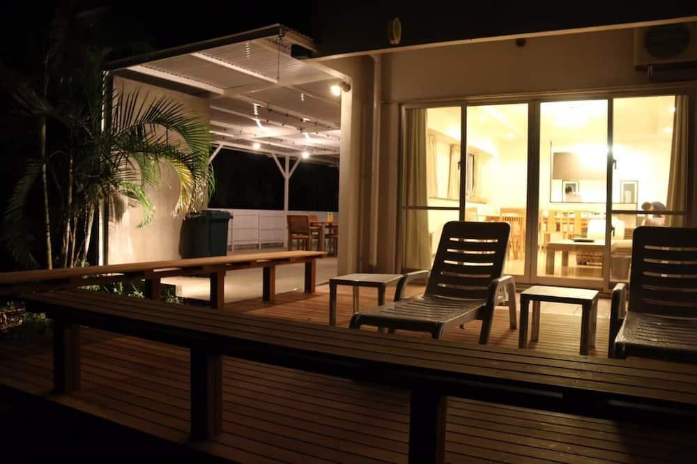Appartement (SCALLOP (Beach Apartment) Room B) - Balkon