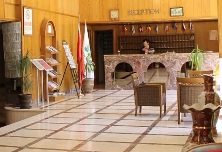 Segmen Hotel, Ankara, Lobi