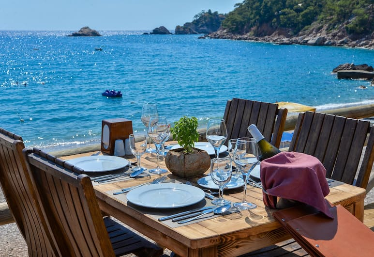 Sea Valley Bungalows, Fethiye, Restaurant