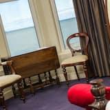 Pokój dwuosobowy typu Deluxe, Łóżko king, widok na morze - Powierzchnia mieszkalna