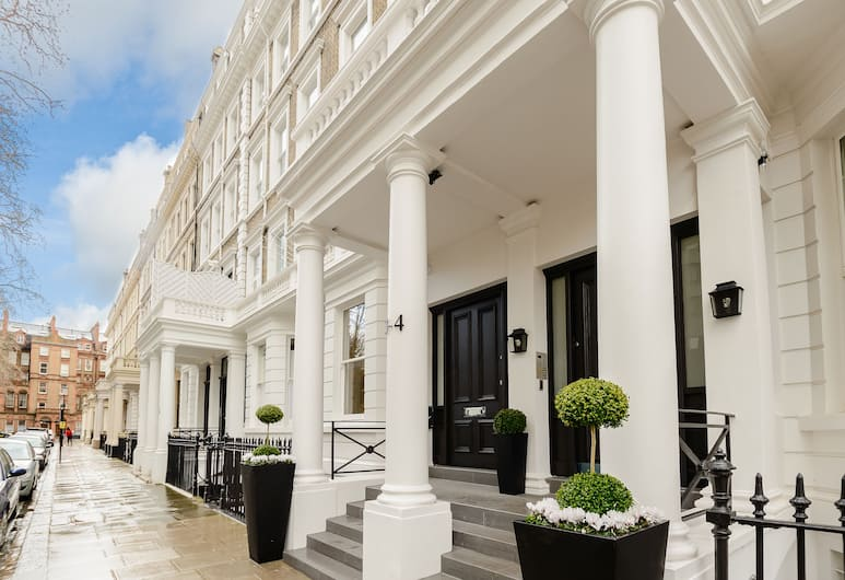 LAK SERVICED APARTMENTS, London, Außenbereich