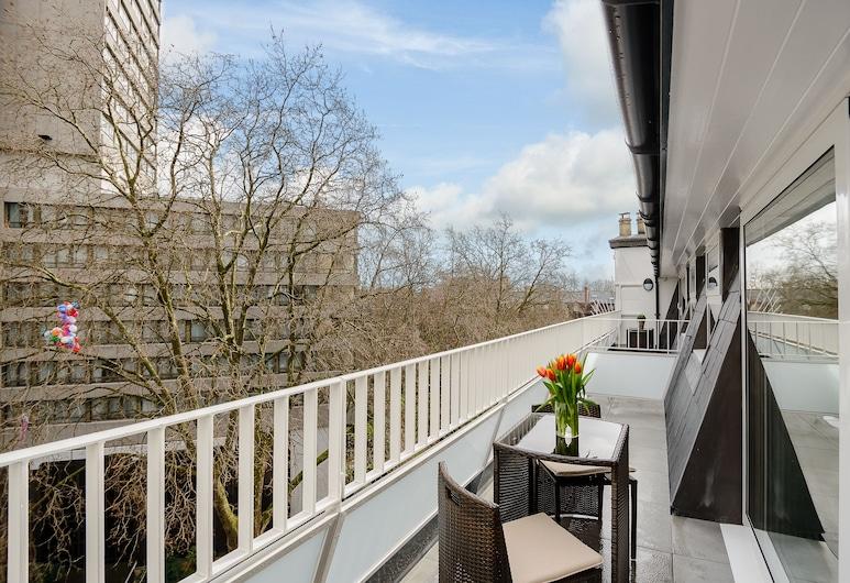 LAK SERVICED APARTMENTS, London, Penthouse, 2Schlafzimmer, 2 Bäder, Terrasse/Patio