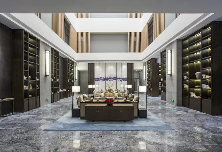 H Life Hotel Qianhai Branch, Shenzhen, Salon u predvorju