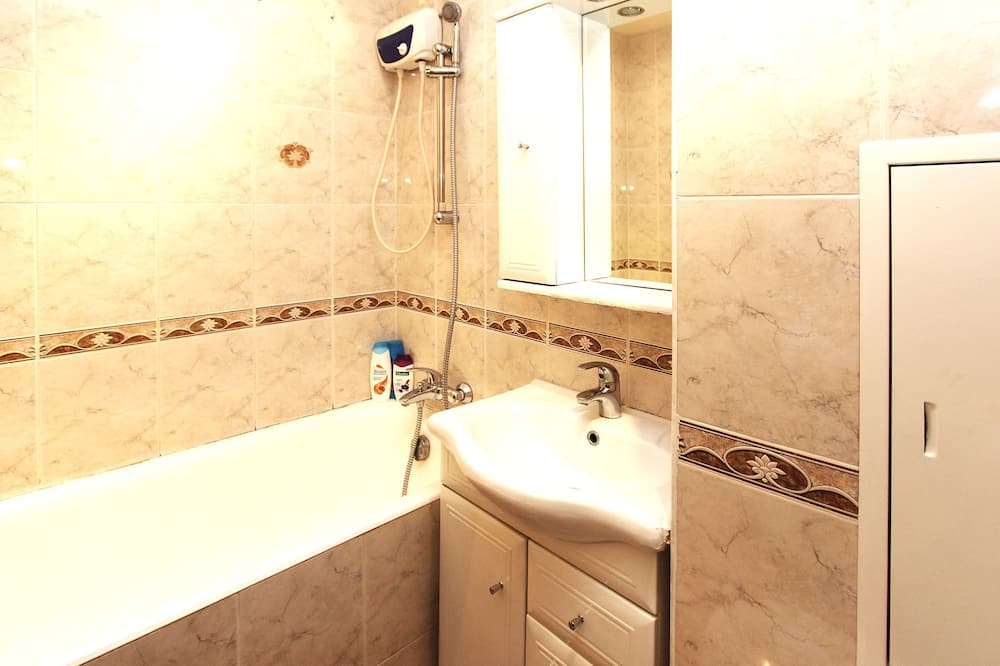 apartman, 1 hálószobával - Fürdőszoba