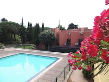 Foto di Hôtel Tennis International ad Agde