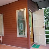 Bungalow with Double Bed - Balcon