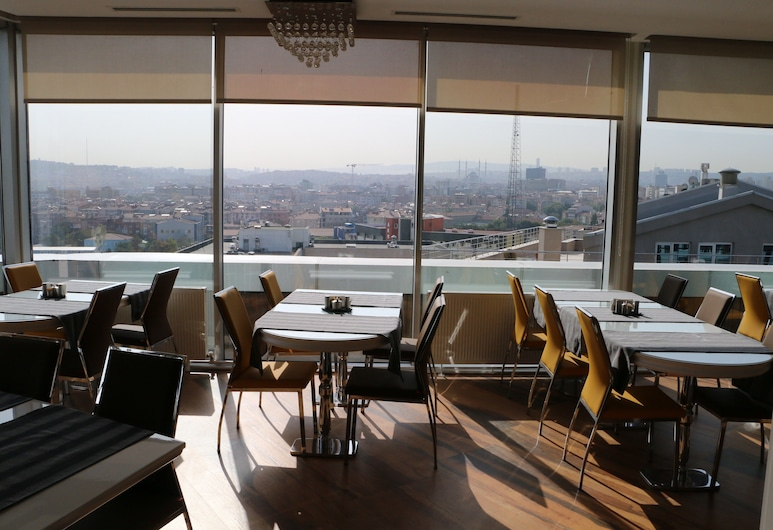 Business Grand Hotel, Ankara, Teras/Veranda