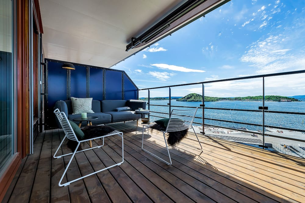 Apartment, Sea View (Pir 2) - Balcony