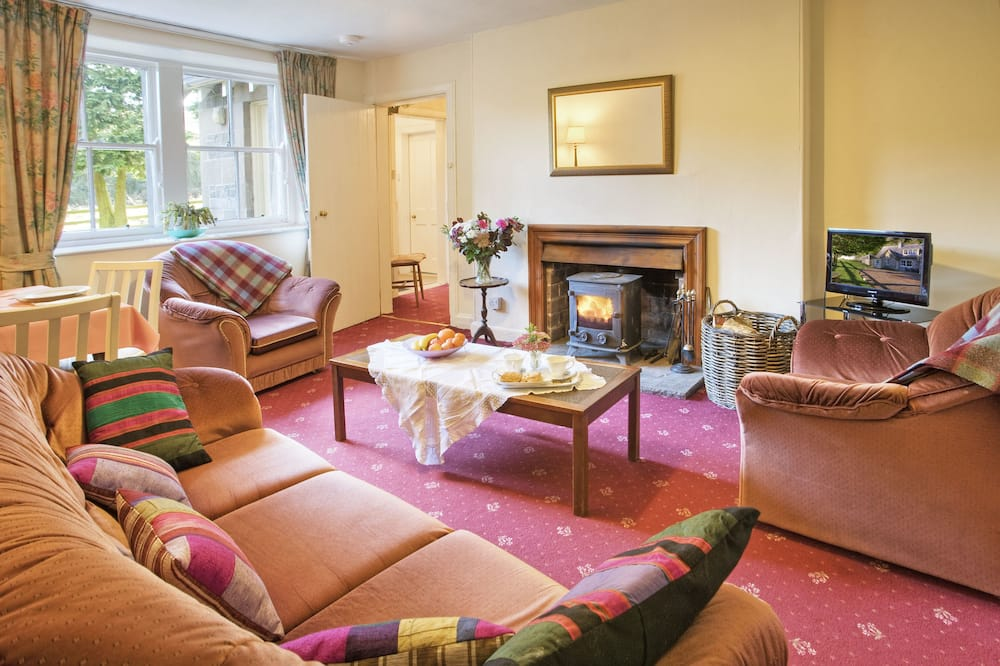 Willowherb Cottage - Living Room