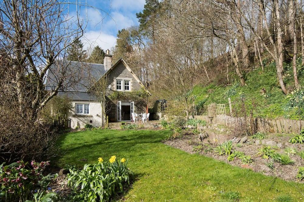Foxglove Cottage - Terrace/Patio