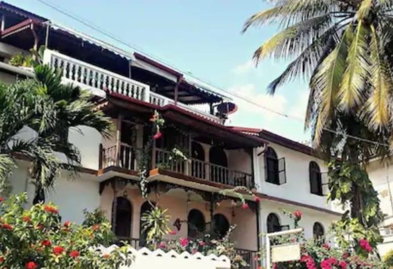Garden Lodge, Zanzibaro miestas
