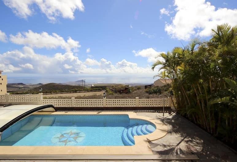 Villa Chiara B&B, San Miguel de Abona, Výhled z hotelu