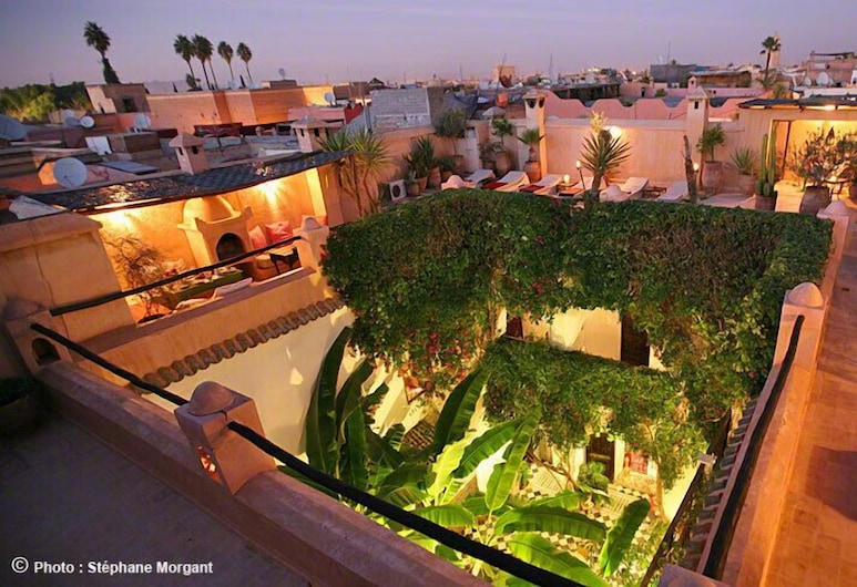 Riad Darmouassine, Marrakech, Property Grounds