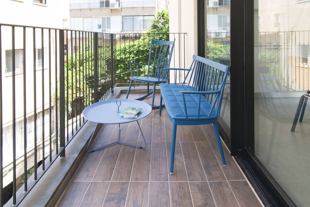 One Bedroom Apartment with Balcony - House No. 29 - Balkón
