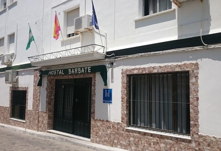 巴爾巴特青年旅舍, Barbate, 飯店入口