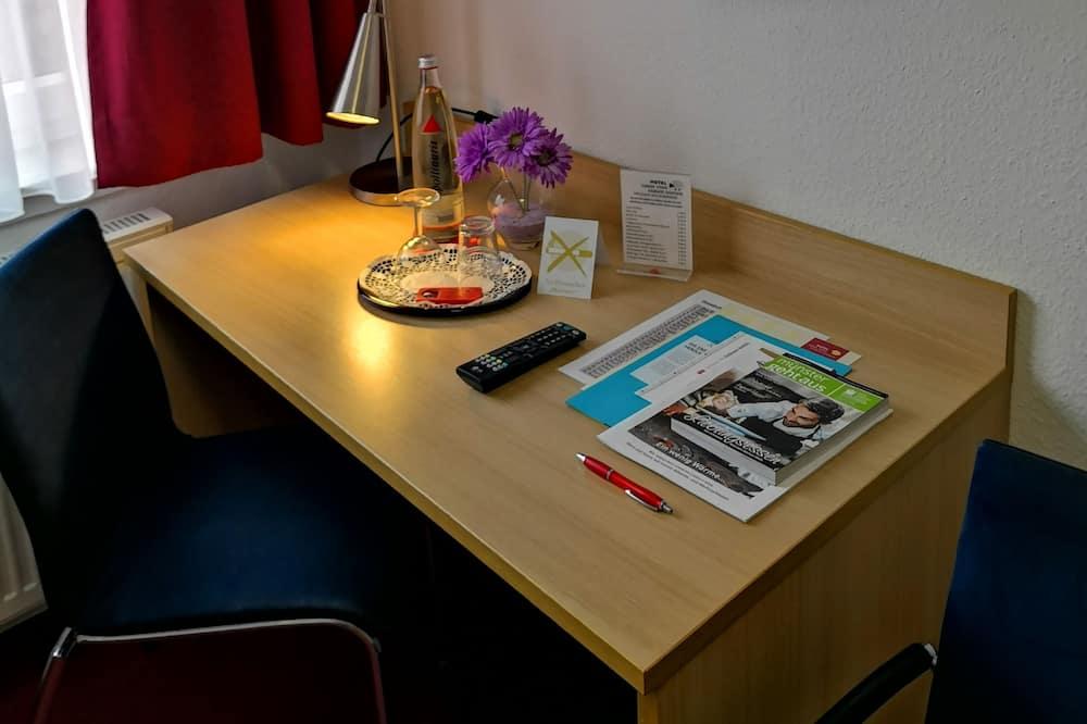 Comfort jednokrevetna soba - Dnevni boravak
