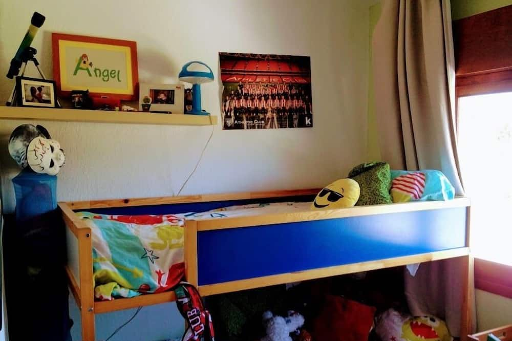 獨棟房屋, 2 間臥室, 部分海景 - 兒童主題客房