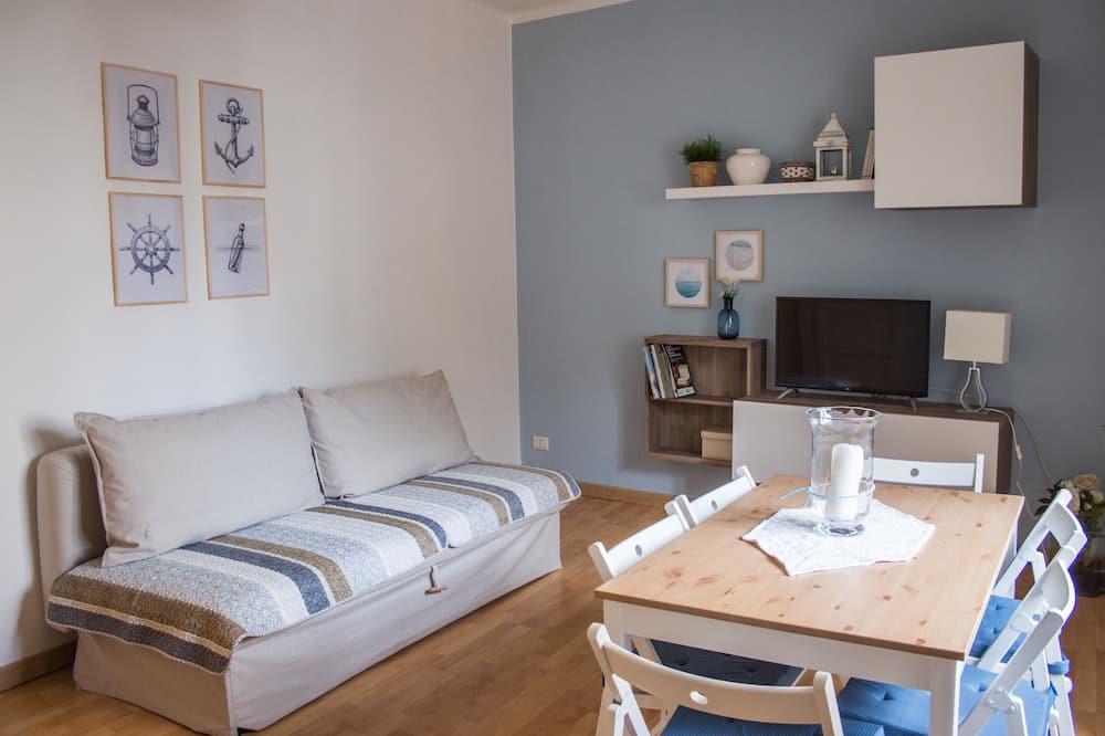Apartment, Partial Lake View - Bilik Rehat