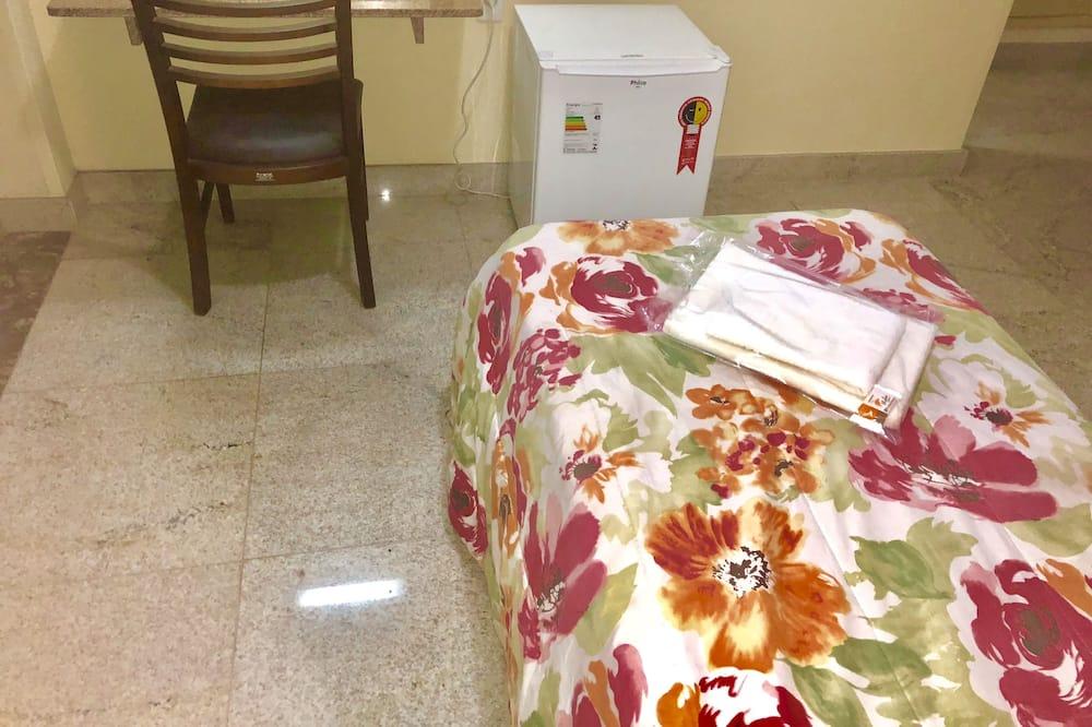 Economy Single Room - Mini Refrigerator