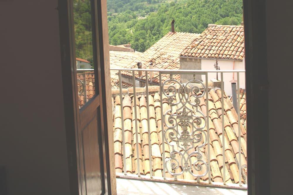 Single Room, Private Bathroom - Balcony