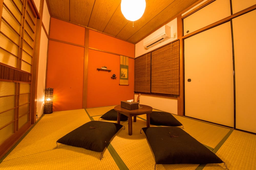 Japanese Style Townhouse - Living Room