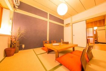 A(z) JQ Villa Kyoto Nagomi hotel fényképe itt: Kyoto
