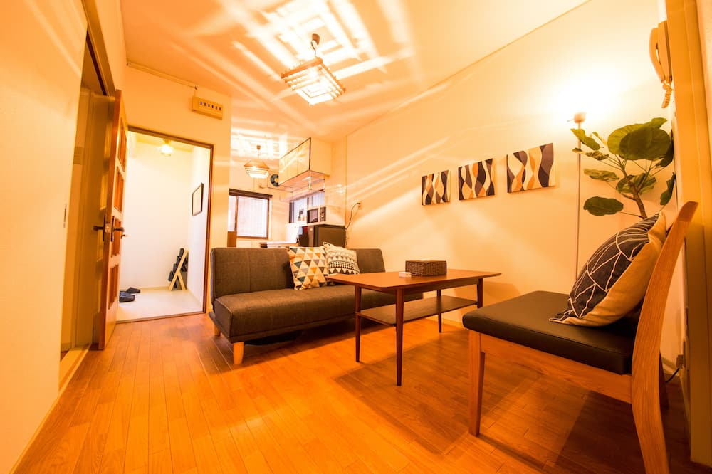 Japanese Style Townhouse - Living Area