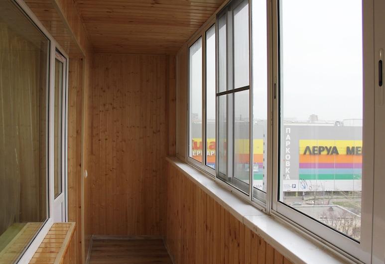 ApartLux Aviamotornaya, Moskwa, Apartament, 1 sypialnia, Balkon
