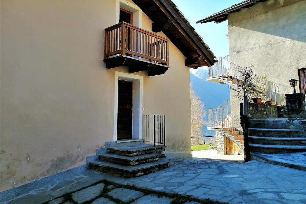 Apartamento romántico en el valle de Aosta