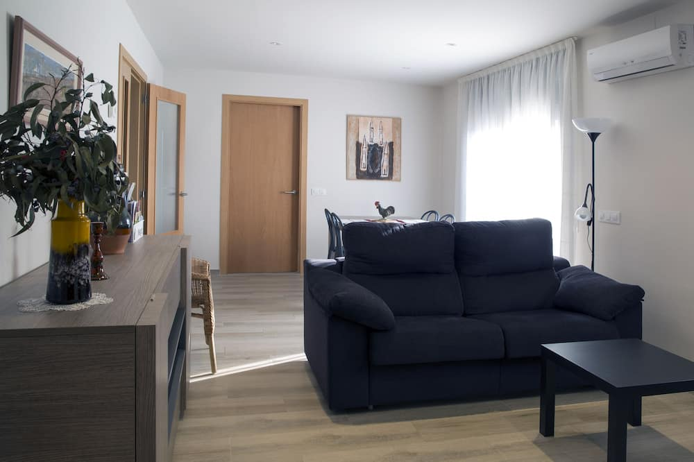 Appartement, 2 chambres, terrasse - Chambre