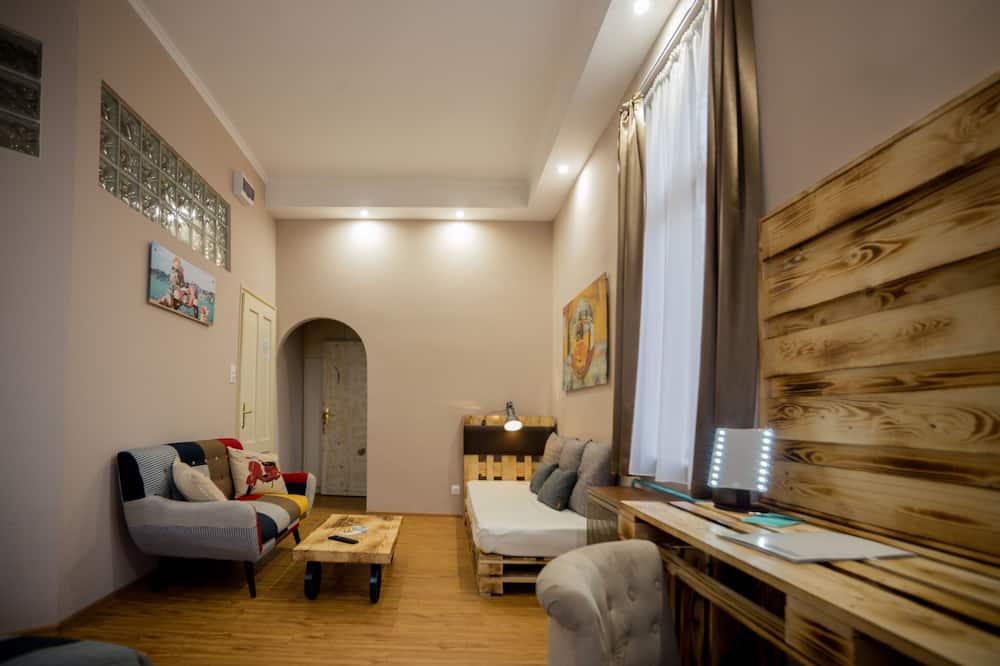 Superior trippelrum - Vardagsrum