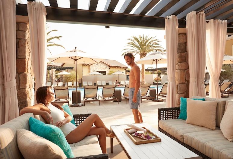 Vista Collina Resort, Napa, Vanjski bazen