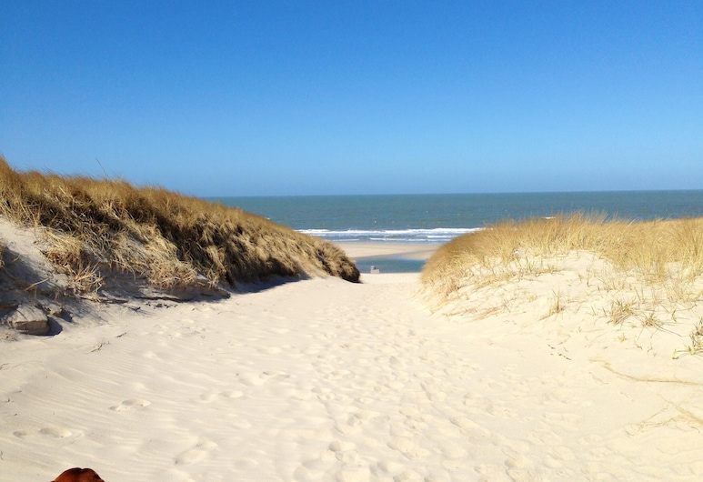 Apartment With one Bedroom in Westerland-sylt, With Wonderful sea View, Furnished Garden and Wifi, Sylt-Ost, Strand-/Meerblick