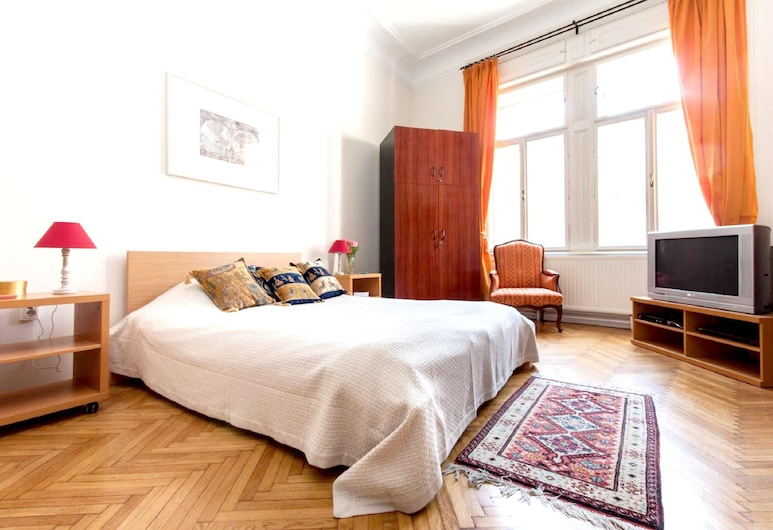 Apartment With 3 Bedrooms in Budapest, With Wonderful City View, Terrace and Wifi, Βουδαπέστη, Διαμέρισμα, Θέα στην Πόλη, Δωμάτιο