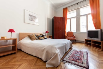 Foto av Apartment With 3 Bedrooms in Budapest, With Wonderful City View, Terrace and Wifi i Budapest