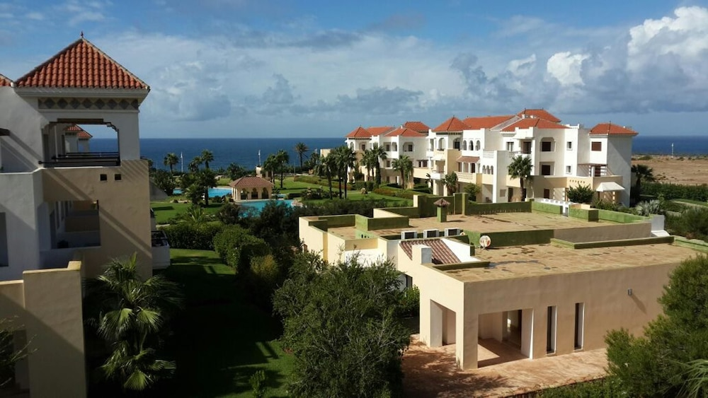 Apartment With 2 Bedrooms In Tanger Wonderful Sea View Pool Access And Enclosed
