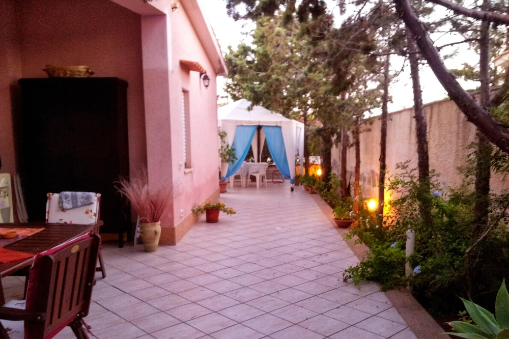 House With 3 Bedrooms in Trapani, With Wonderful sea View and Furnished Terrace - 250 m From the Beach