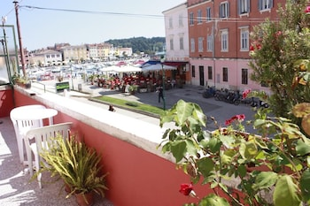 Bild vom Apartment With one Bedroom in Rovinj, With Wonderful sea View, Furnished Terrace and Wifi - 100 m From the Beach in Rovinj